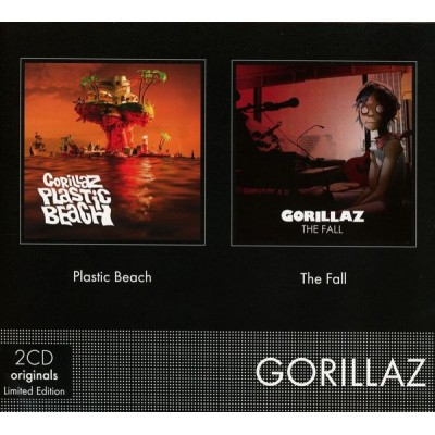 GORILLAZ: PLASTIC BEACH/THE...