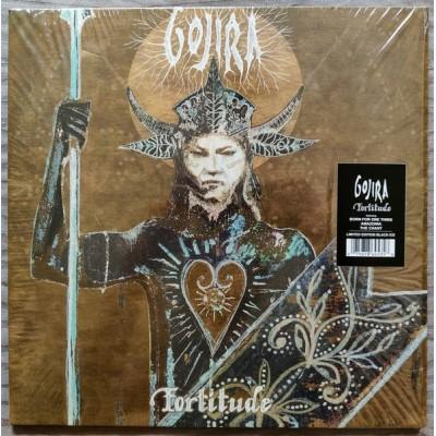 GOJIRA: FORTITUDE-COLOURED LP