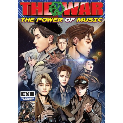 EXO (12): THE WAR: THE...