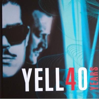 YELLO: YELLO 40 YEARS 4CD