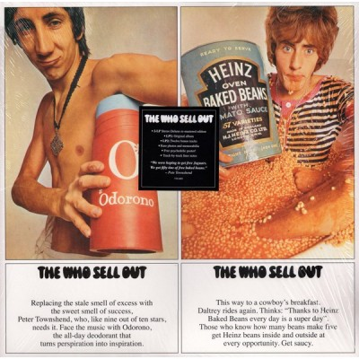 WHO: THE WHO SELL OUT 2LP