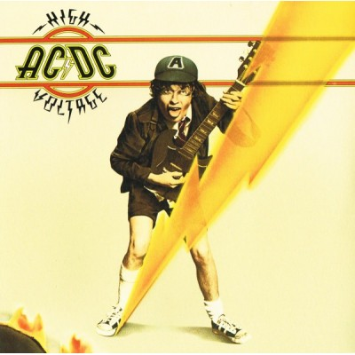 AC/DC: HIGH VOLTAGE LP