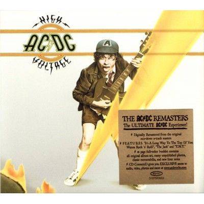 AC/DC: HIGH VOLTAGE CD dgp