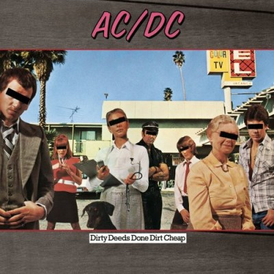 AC/DC: DIRTY DEEDS DONE...