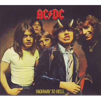 AC/DC: HIGHWAY TO HELL CD dgp