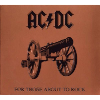 AC/DC: FOR THOSE ABOUT TO...