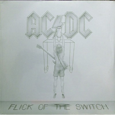 AC/DC: FLICK OF THE SWITCH LP