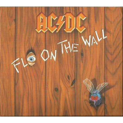 AC/DC: FLY ON THE WALL CD dgp