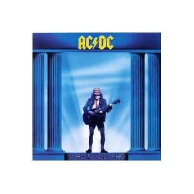 AC/DC: WHO MADE WHO LP