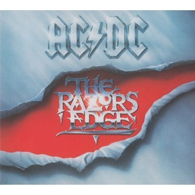 AC/DC: THE RAZOR'S EDGE CD dgp