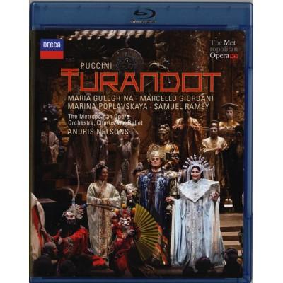PUCCINI: TURANDOT Blu-ray...