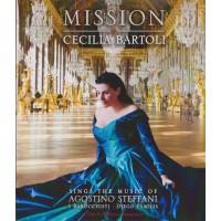 BARTOLI CECILIA: MISSION Blu-ray Video