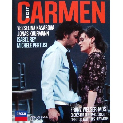 BIZET: CARMEN Blu-ray Video