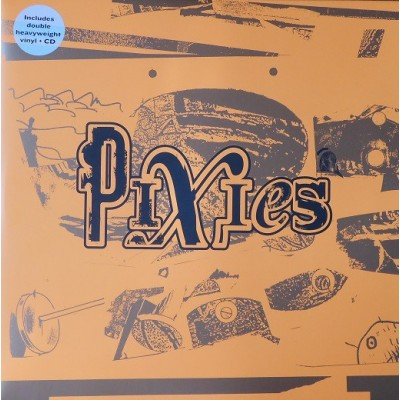 PIXIES: INDIE CINDY LP/CD