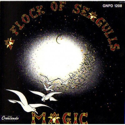 A FLOCK OF SEAGULLS: MAGIC CD