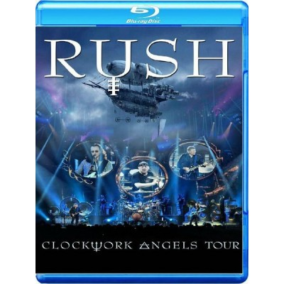 RUSH: CLOCKWORK ANGELS TOUR...