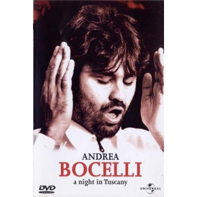BOCELLI ANDREA: A NIGHT IN...
