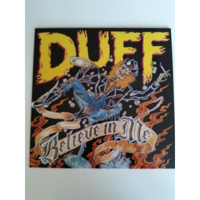 MCKAGAN DUFF: BELIEVE IN ME LP