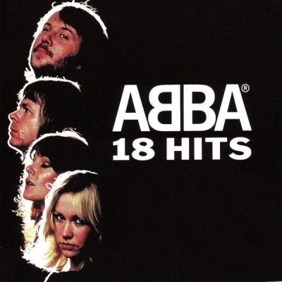 ABBA: 18 HITS CD