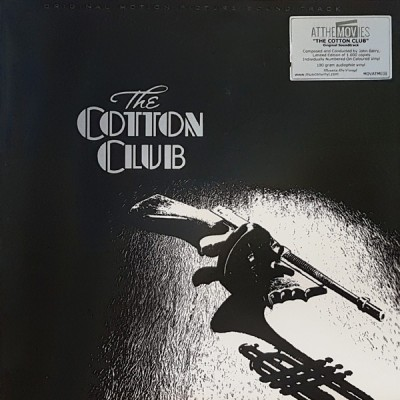 OST: COTTON CLUB (JOHN...