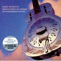 DIRE STRAITS: BROTHERS IN ARMS - 20TH ANNIVERSARY EDITION SACD