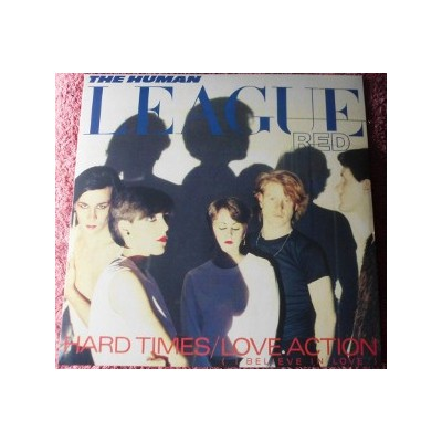 HUMAN LEAGUE: LOVE ACTION...