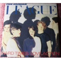 HUMAN LEAGUE: LOVE ACTION (I BELIEVE IN LOVE) 12in