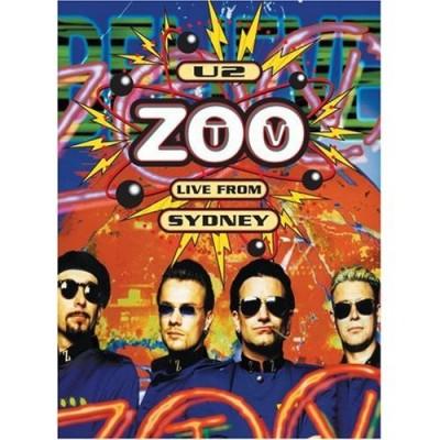 U2: ZOO TV LIVE FROM SYDNEY...