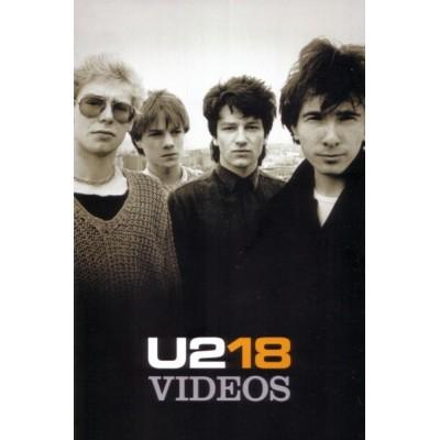 U2: U218 SINGLES DVD