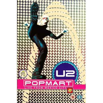 U2: POPMART LIVE FROM...
