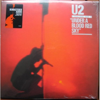 U2: UNDER A BLOOD RED SKY 2LP