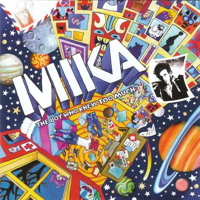 MIKA: THE BOY WHO KNEW TOO...
