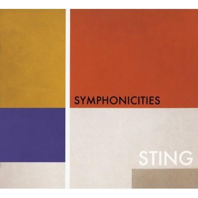 STING: SYMPHONICITIES CD
