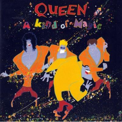 QUEEN: A KIND OF MAGIC CD