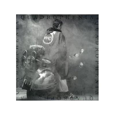 WHO: QUADROPHENIA 2LP