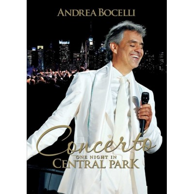 BOCELLI ANDREA: ONE NIGHT...