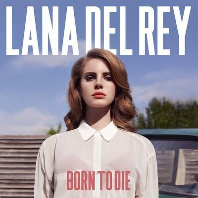 DEL REY LANA: BORN TO DIE 2LP