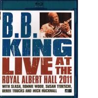 KING B.B.: LIVE AT THE ROYAL ALBERT Blu-ray Video