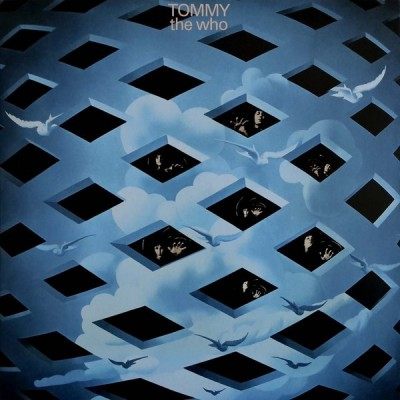 WHO: TOMMY 2LP