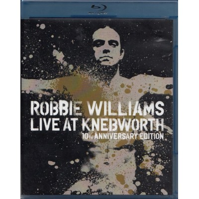 WILLIAMS ROBBIE: LIVE AT...