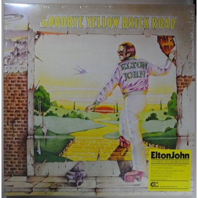 JOHN ELTON: GOODBYE YELLOW...