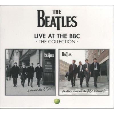 BEATLES: LIVE AT THE BBC...