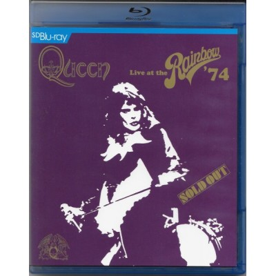 QUEEN: LIVE AT THE RAINBOW...