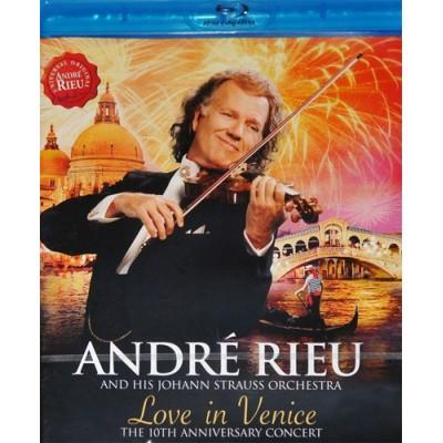 RIEU ANDRE: LOVE IN VENICE...