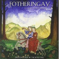 FOTHERINGAY: BRUTON TOWN 7inch
