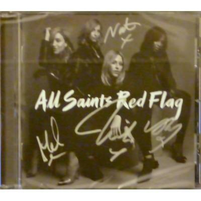 ALL SAINTS: RED FLAG CD