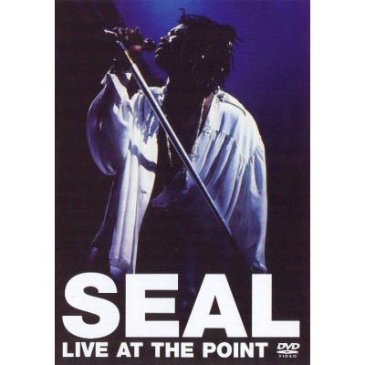 SEAL: LIVE AT THE POINT DVD