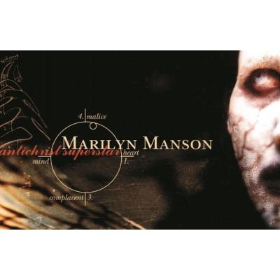 MARILYN MANSON: ANTICHRIST...
