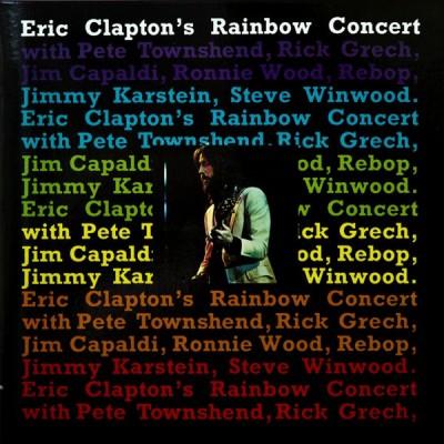 CLAPTON ERIC: RAINBOW...