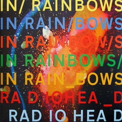 RADIOHEAD: IN RAINBOWS LP